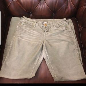 True religion pants size 29